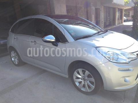 foto Citroën C3 Exclusive usado (2014) color Gris Claro precio $850.000