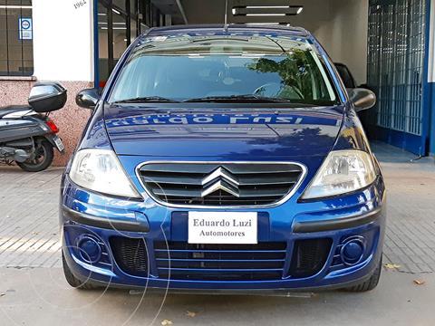 Citroen C3 1.4i SX Premium usado (2009) color Azul de China precio $589.000