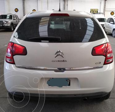 Citroen C3 Tendance Pack Secure  usado (2014) color Blanco Banquise precio $890.000