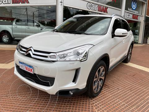 Citroen C4 Aircross 2.0 Tendance CVT usado (2014) color Blanco financiado en cuotas(anticipo $1.070.000)