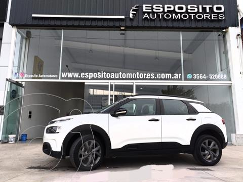 Citroen C4 Cactus Vti 115 Feel Pack usado (2019) color Blanco precio $1.995.000