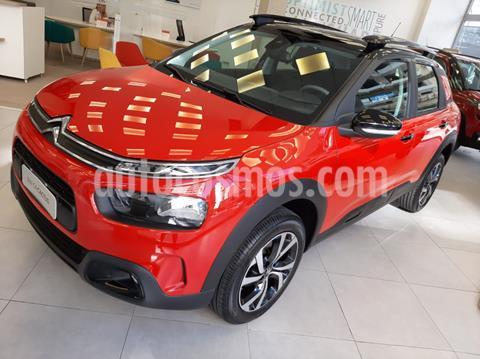Citroen C4 Cactus THP Shine Aut Bitono nuevo color Rojo Aden precio $3.740.000