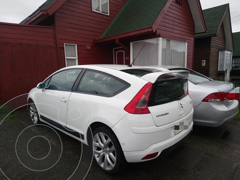 Citroen C4 Coupe  1.6 VTR usado (2009) color Blanco precio $7.000.000