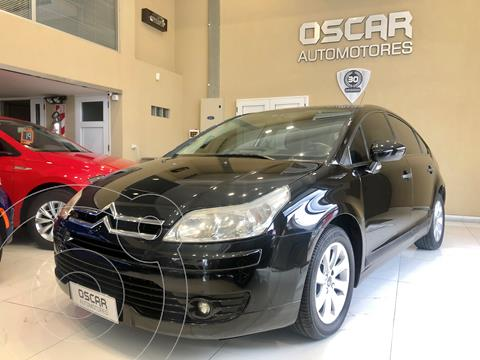 Citroen C4 Hatchback 1.6 X Pack Look usado (2011) color Negro Perla precio $749.000