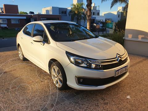 Citroen C4 Lounge 1.6 Feel THP Aut usado (2018) color Blanco Nacarado precio $1.800.000