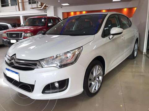 Citroen C4 Lounge 1.6 Exclusive Aut Pack Select usado (2016) color Blanco precio $1.250.000