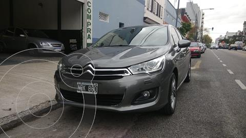 Citroen C4 Lounge 1.6 Exclusive Aut Pack Select usado (2014) color Gris precio $1.440.000