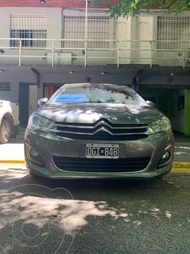 Citroen C4 Lounge 2.0 Tendance usado (2014) color Gris Aluminium financiado en cuotas(anticipo $648.000)