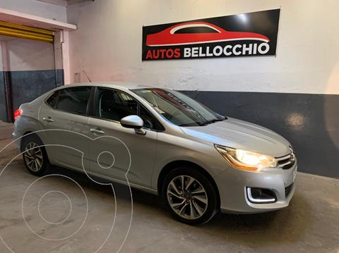 Citroen C4 Lounge 1.6 Exclusive Aut usado (2016) color Gris Aluminium precio $1.370.000