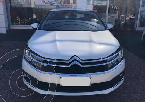 Citroen C4 Lounge 1.6 HDi Feel Pack usado (2020) color Blanco precio $2.050.000