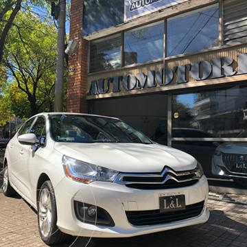 Citroen C4 Lounge 1.6 Exclusive Aut Pack Select usado (2016) color Blanco precio $1.400.000