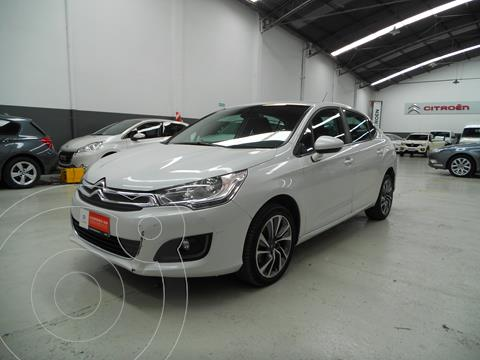 Citroen C4 Lounge 1.6 Feel THP usado (2017) color Blanco Nacarado precio $1.430.500