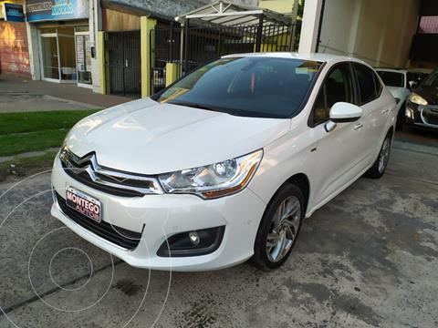 Citroen C4 Lounge 1.6 Exclusive Aut Pack Select usado (2014) color Blanco Banquise precio $1.250.000
