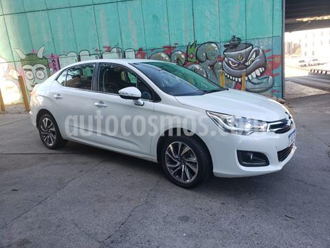 Citroen C4 Lounge 1.6 Feel Pack THP usado (2018) color Blanco Nacarado precio $1.250.000
