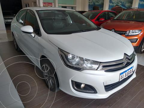 Citroen C4 Lounge 1.6 Feel usado (2016) color Blanco precio $1.450.000