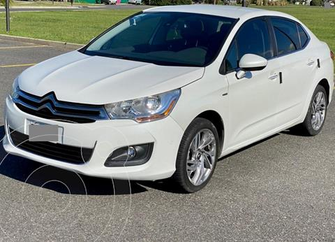 Citroen C4 Lounge 1.6 Exclusive Aut usado (2014) color Blanco Banquise precio $1.280.000