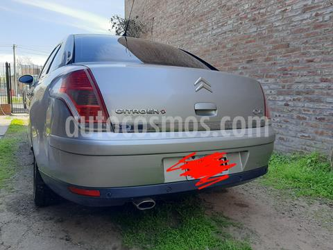foto Citroën C4 2.0i Exclusive BVA usado (2010) color Gris Aluminium precio $410.000