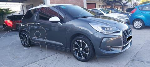 Citroen DS3 VTi So Chic usado (2017) color Gris Shark precio $2.100.000