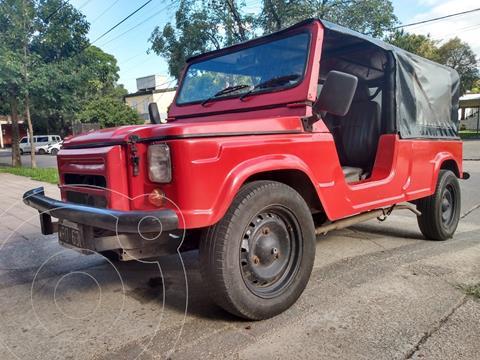 Citroen Mehari Jeep usado (1974) color Rojo precio $400.000