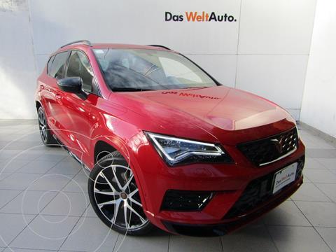 CUPRA Ateca 2.0L TSI DSG usado (2020) color Rojo Velvet precio $655,000