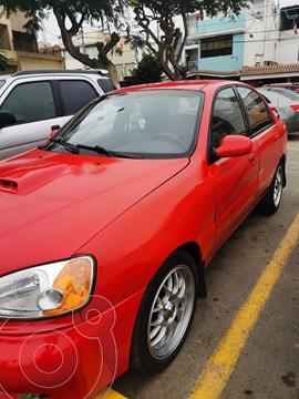 Daewoo Lanos (SEDAN) SE 1.5 usado (1997) color Rojo precio u$s3,000