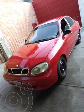Daewoo Lanos SE Auto. usado (1998) color Rojo precio BoF1.300
