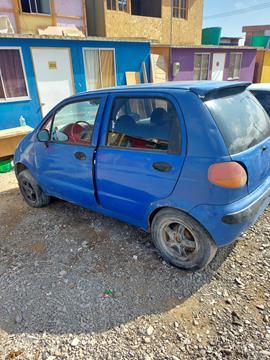 Daewoo Matiz Base Mec 5P   usado (2002) color Azul precio $2.000.000
