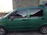 Daewoo Matiz Se L3,0.8i,6v S 2 1 usado (2000) color Verde precio u$s1.400