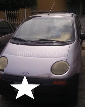 Daewoo Matiz SE usado (1999) color Plata precio u$s800
