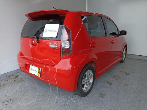 Daihatsu Sirion GTi 1.5L usado (2011) color Rojo precio $23.800.000