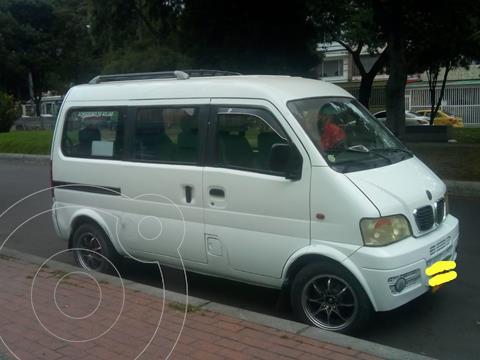DFM Van Pasajeros 1.3L usado (2008) color Blanco precio $15.000.000