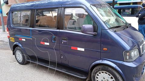 DFSK  K075 1.3L Minibus 8A  usado (2017) color Azul precio u$s6,800