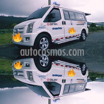DFSK Van Pasajeros C37 1.3L 9Pas  usado (2017) color Blanco precio $65.000.000