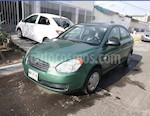 Foto venta Auto usado Dodge Attitude GL 1.4L (2007) color Verde precio $52,000