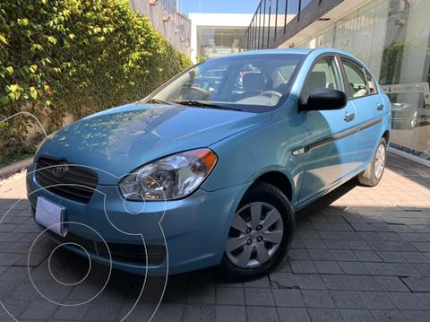 foto Dodge Attitude GL 1.4L usado (2010) color Azul Claro precio $85,000