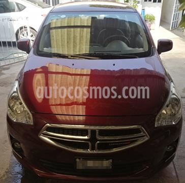 Dodge Attitude SXT Aut usado (2019) color Rojo precio $175,000