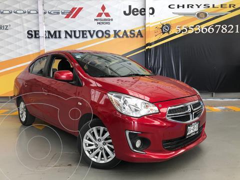 Dodge Attitude SXT usado (2015) color Rojo precio $129,000