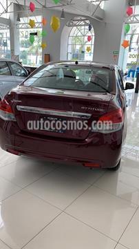 Dodge Attitude SE usado (2020) color Rojo Tinto precio $195,000