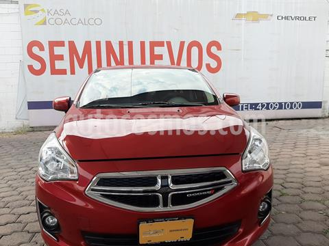 Dodge Attitude SXT Aut usado (2018) color Rojo precio $188,000