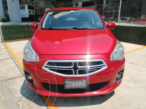 Dodge Attitude SXT usado (2016) color Rojo precio $115,000