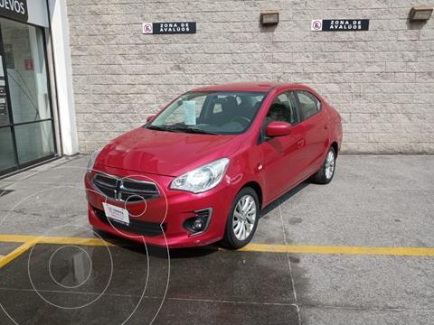 Dodge Attitude SXT Aut usado (2018) color Rojo precio $195,000