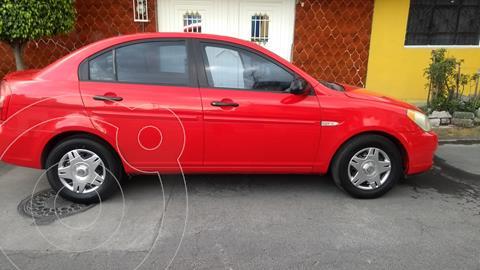 Dodge Attitude GLS 1.6L Aut usado (2007) color Rojo precio $56,500