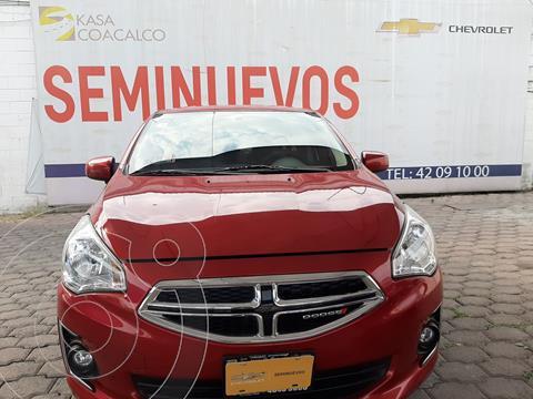 Dodge Attitude SXT Aut usado (2018) color Rojo precio $178,000