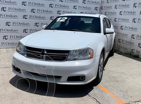 Dodge Avenger SXT 2.4L Aut usado (2012) color Blanco precio $125,000