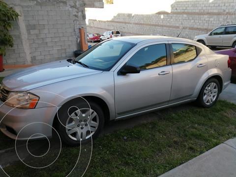 Dodge Avenger SE 2.4L Aut usado (2011) color Gris precio u$s4,000