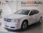Foto venta Auto usado Dodge Avenger SE 2.4L Aut (2012) color Blanco precio $109,000
