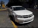 Foto venta Auto usado Dodge Avenger SXT 2.4L Aut (2008) color Blanco precio $75,000