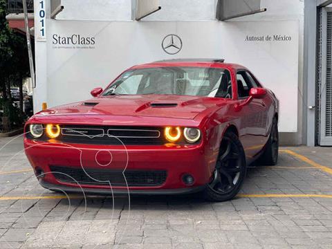 Dodge Challenger 3.6L Black Line ATX usado (2016) color Rojo precio $480,000