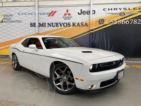 Dodge Challenger 3.6L Black Line ATX usado (2016) color Blanco precio $479,000