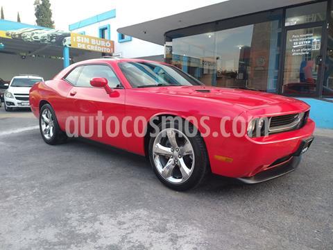 Dodge Challenger 3.6L SXT ATX usado (2014) color Rojo precio $349,000